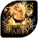 New Year 2016 Party Flyer Template - GraphicRiver Item for Sale
