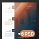 Corporate Flyer - 6 Multipurpose Business Templates vol 12 - GraphicRiver Item for Sale