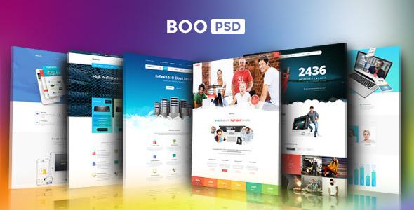BOO | PSD