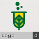 Green Lab Logo - GraphicRiver Item for Sale
