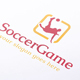 Soccer Game Logo - GraphicRiver Item for Sale