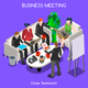 Business 06 People Isometric