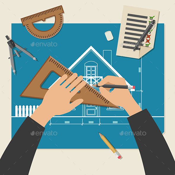 Architect at Work - Concepts Business