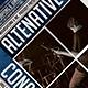 Alternative Concert Flyer