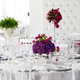 Beautiful flower bouquet decoration on wedding table - PhotoDune Item for Sale