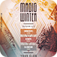 Magic Winter Flyer - GraphicRiver Item for Sale