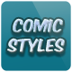 Comic Styles [Vol.2] - GraphicRiver Item for Sale