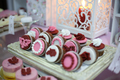 A candy buffet with a wide variety of candies - PhotoDune Item for Sale