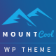 Mount Cool - One Page Portfolio & One Page Agency Theme