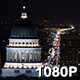 Traffic under the Utah State Capitol Dome - VideoHive Item for Sale