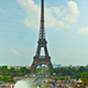 The Eiffel Tower In Paris - VideoHive Item for Sale