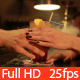 Woman Ordering a Cocktail in a Bar - VideoHive Item for Sale