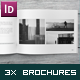 3x Minimalfolio Photography Portfolio A4 Brochures - GraphicRiver Item for Sale