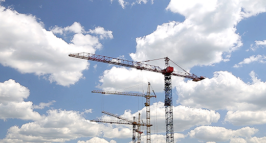Technology, Machinery, Construction