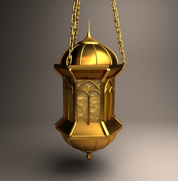 ramadan Lantern - 3DOcean Item for Sale