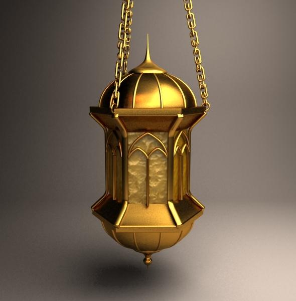 ramadan Lantern - 3DOcean Item for Sale