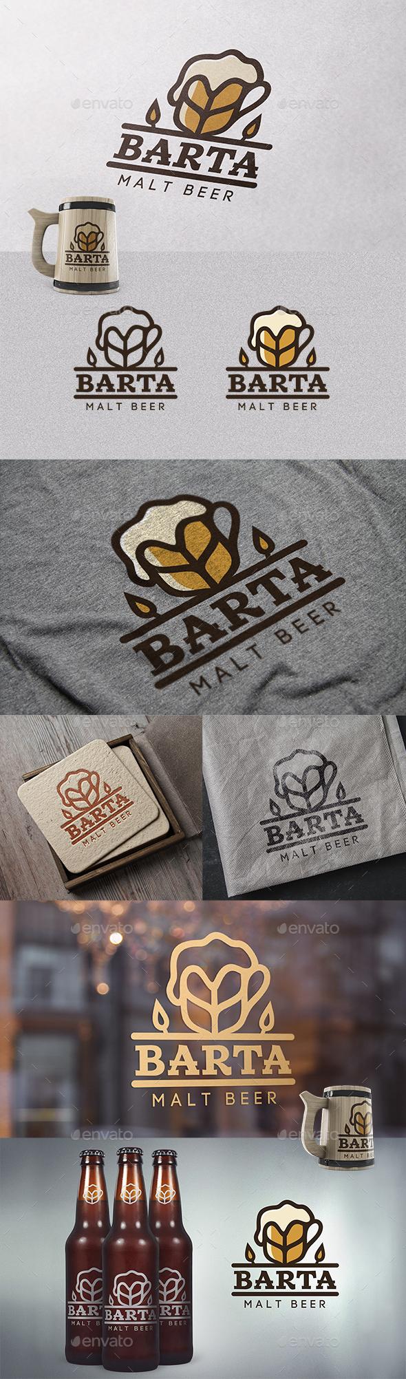 Barta - Logo Templates