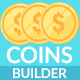 Coins Builder Tool - VideoHive Item for Sale