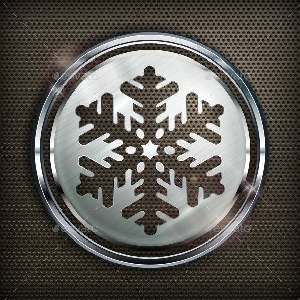 Snowflake Icon - Miscellaneous Vectors