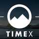 Timex - Creative Template For Coming Soon Page