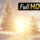 Firs on the Snowy Meadow - VideoHive Item for Sale