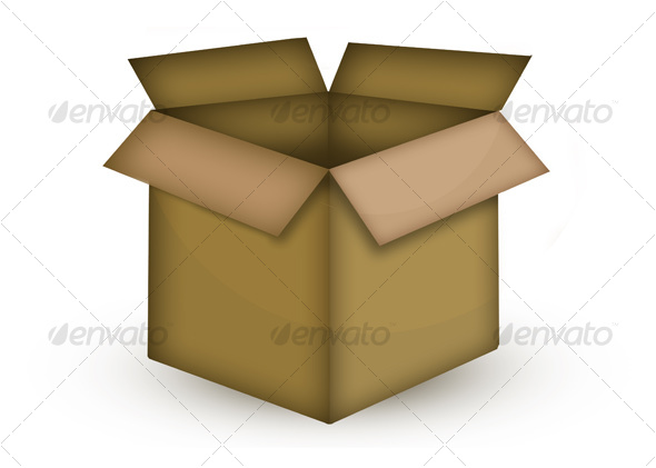 Shipping Box - Miscellaneous Packaging
