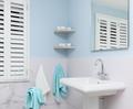 Blue bathroom detail - PhotoDune Item for Sale