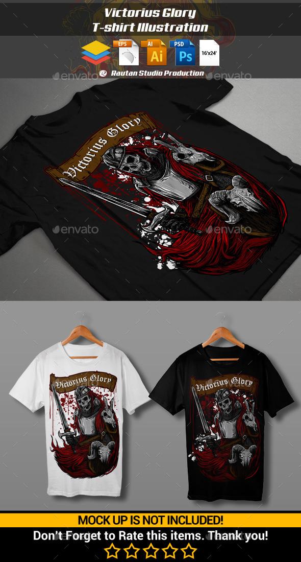Victorius Glory - Grunge Designs