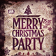 Flyer Christmas Party Konnekt - GraphicRiver Item for Sale