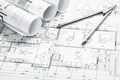 Construction planning drawings - PhotoDune Item for Sale