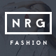 NRGfashion - Model Agency/Fashion Template - ThemeForest Item for Sale