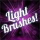 Ultimate Light Brushes Collection - GraphicRiver Item for Sale