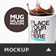 Mug Splash Mockups - GraphicRiver Item for Sale