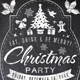 Chalk Christmas Flyer - GraphicRiver Item for Sale