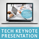 Tech - Business Keynote Presentation - GraphicRiver Item for Sale