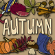 Autumn Elements Set - GraphicRiver Item for Sale
