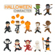 Set of Halloween Characters - GraphicRiver Item for Sale