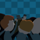 Concert Cheering Crowd Character Pack - VideoHive Item for Sale