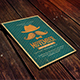 Vintage Movember Flyer Template - GraphicRiver Item for Sale