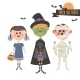 Monster Halloween Party - GraphicRiver Item for Sale