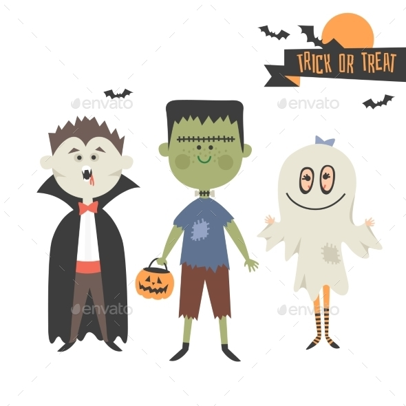 Monster Halloween Party - Halloween Seasons/Holidays
