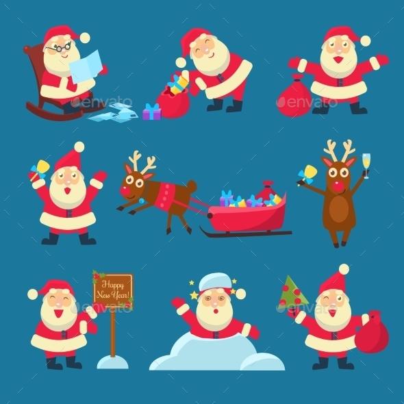 Christmas And New Year - Christmas Seasons/Holidays