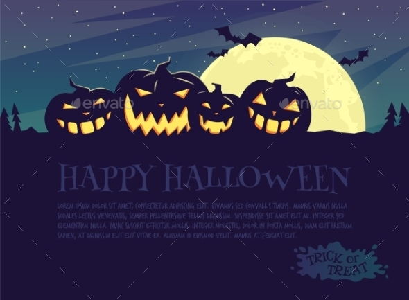 Laughing Pumpkins - Halloween Seasons/Holidays