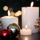 Christmas Candles - VideoHive Item for Sale