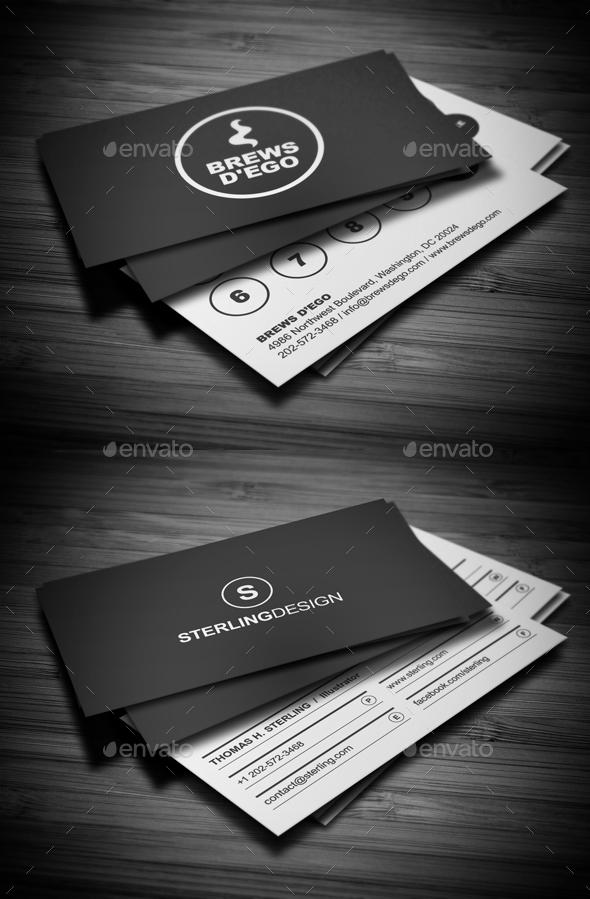 Business Cards Bundle #5 - Business Cards Print Templates
