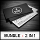 Business Cards Bundle #5 - GraphicRiver Item for Sale