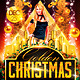 Golden Christmas Flyer - GraphicRiver Item for Sale