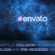 Particle Collision Logo Opener Pack - VideoHive Item for Sale