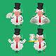 Sheep Banker - GraphicRiver Item for Sale