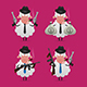Sheep Gangster - GraphicRiver Item for Sale